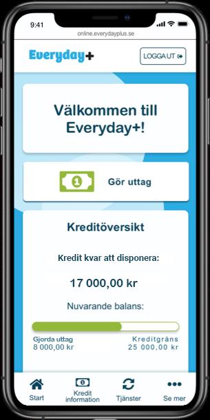 Everyday+ online